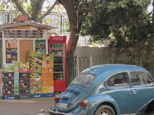 Zamalek Street Scene