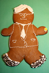 Sallay Christmas gingerbread man
