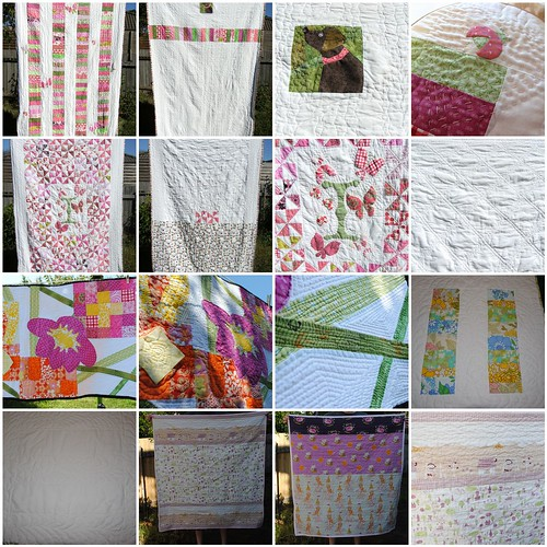 Quilts of 2010!