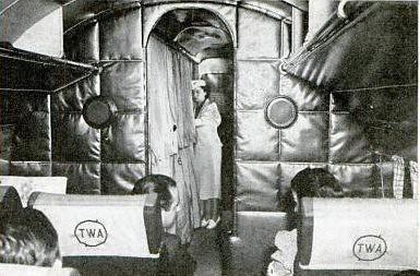TWA Berths Pop Mech Nov 1937