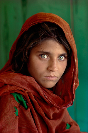 McCurry-Afghan Girl