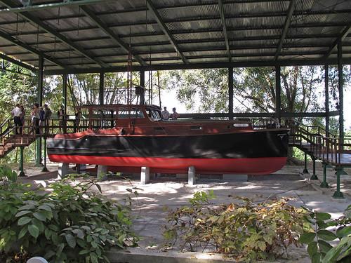 Hemingway's boat the Pilar