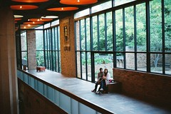Glass (IrvineShort) Tags: fuji theatre capetown pro electro baxter yashica rondebosch 800z jackbarnett lesbroers
