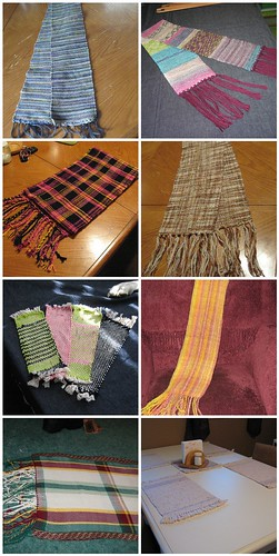 Weaving 2010