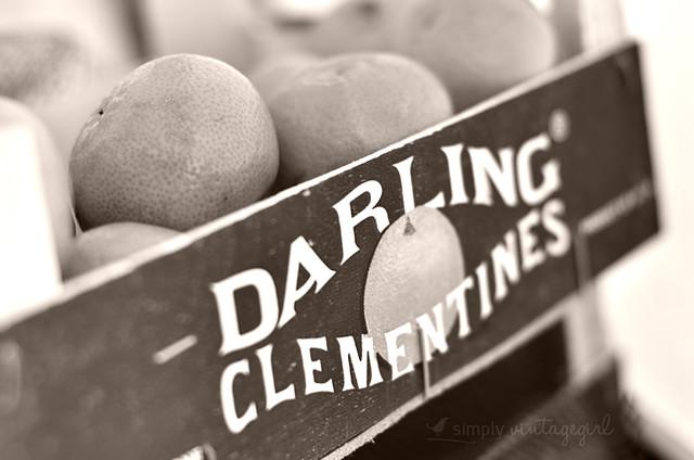 Vintage: Darling Clementines