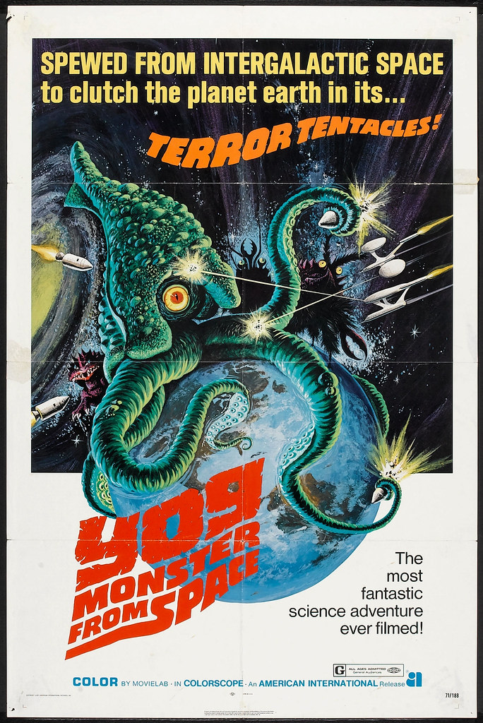 Yog, Monster from Space (American International, 1970) 2