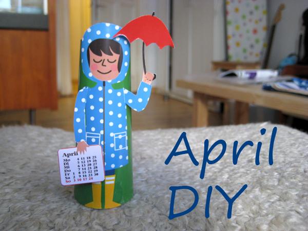 diy april
