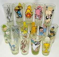 looney tune glasses