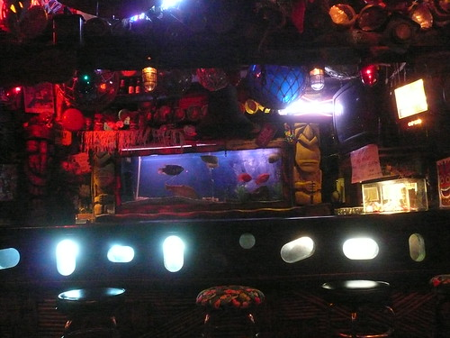 lighting bar lights restaurant zombie interior fixtures cocktail fishtank tiki polynesian bahooka rosemead