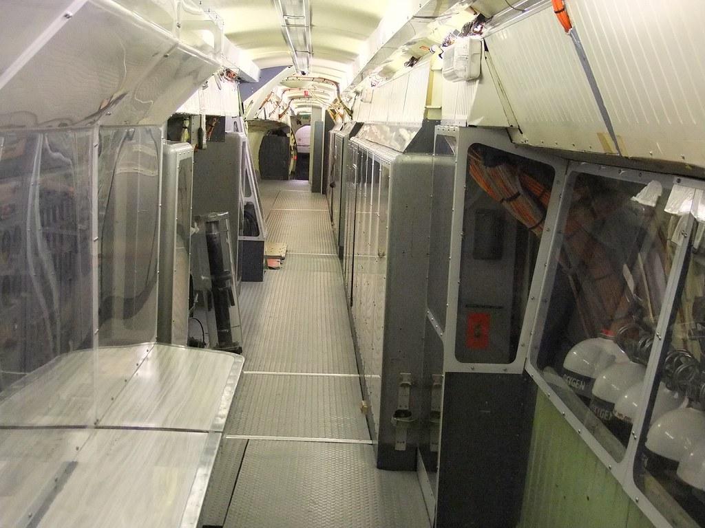 Test equipment in Concorde