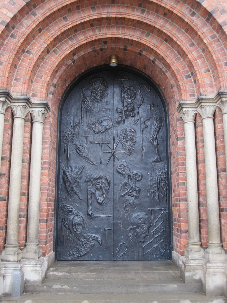 Roskilde Cathedral Royal Gate