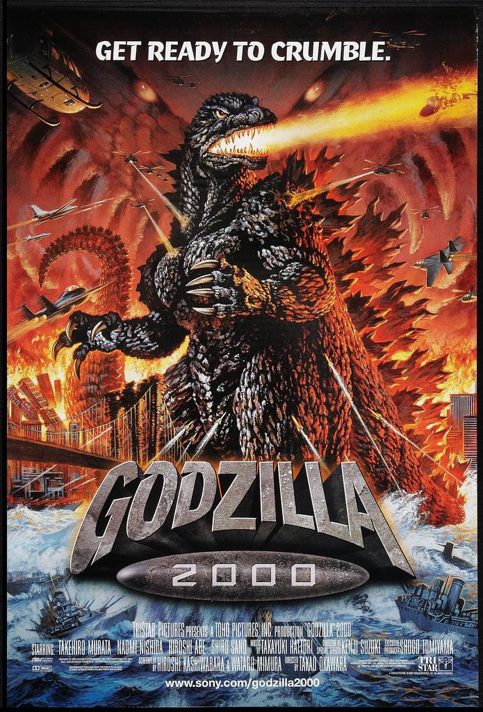Godzilla 2000 (Tri-Star, 2000)