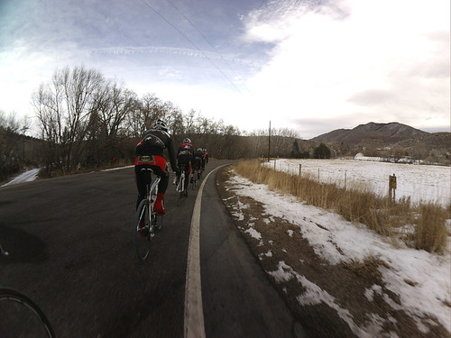 Oval Ride - Jan 15