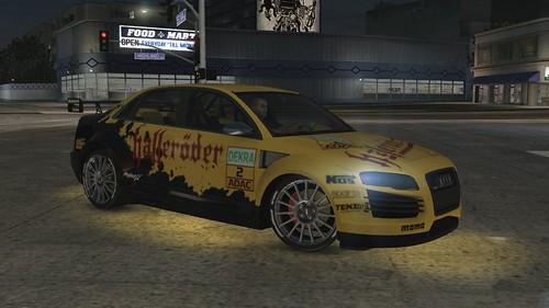MCLA Audi Halleröder