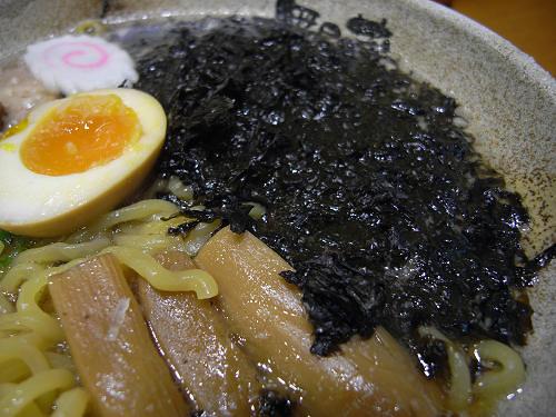 越後秘蔵麺『無尽蔵』@橿原アルル-07