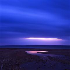 (akira ASKR) Tags: morning sea japan dawn fuji horizon bronica  okinawa  provia provia100f czj 2011 bronicas2 rdpiii zenzabronica akiraaskr