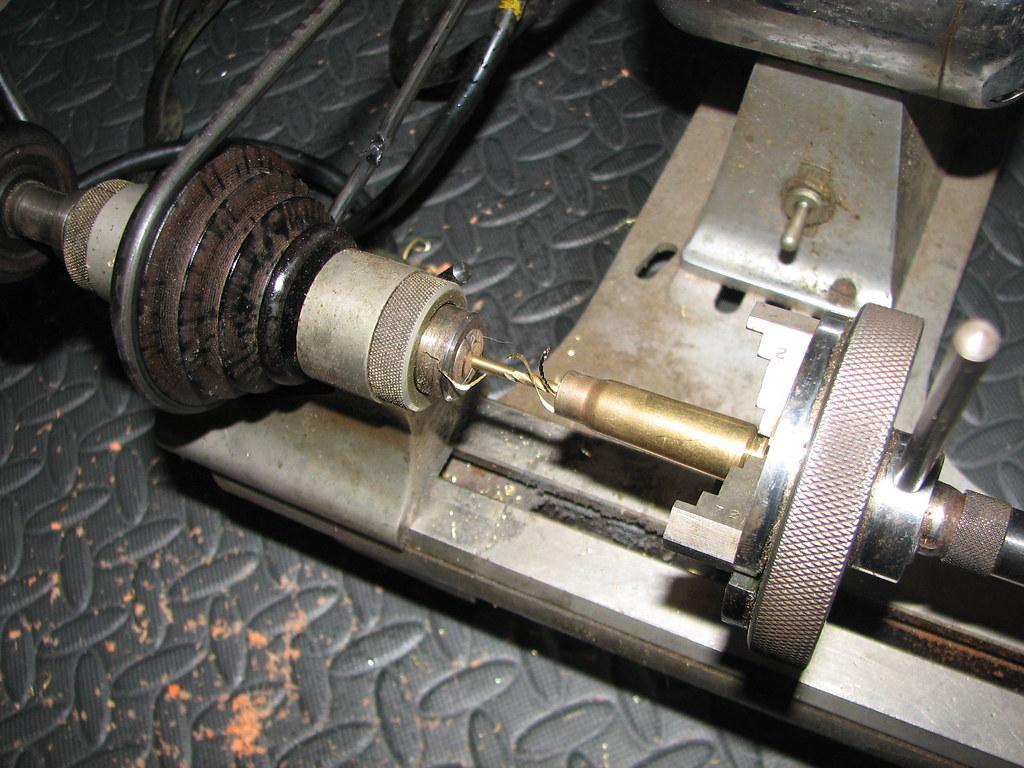 Berdan primer removal. - Ammunition & Reloading