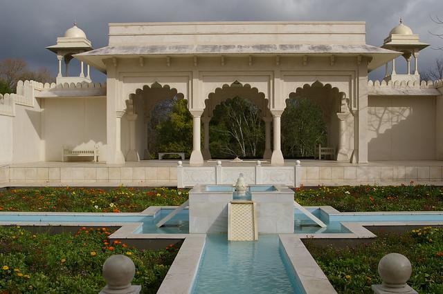 Indian Garden Hamilton Gardens