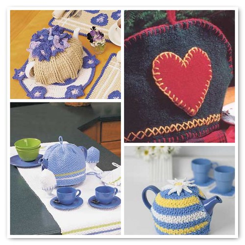 Tea Cozy Mosaic