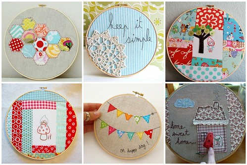 Hoop Inspiration for the Spicing Up the Kitchen Swap