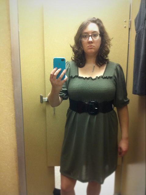 Dress I didn't get