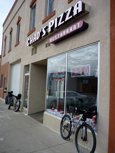 Chad's Pizza