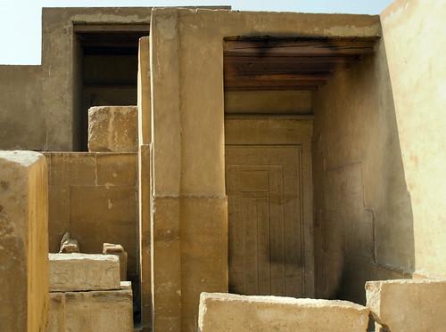 Mastaba south-side of Kagemni