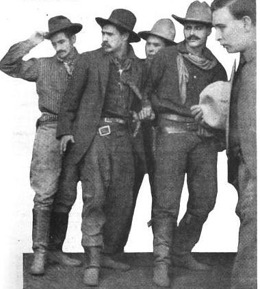 Cowboys Photoplay 1915