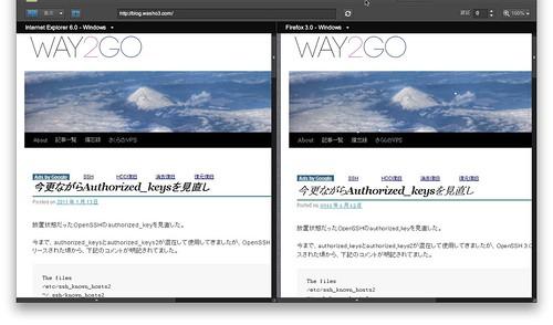 Adobe® BrowserLab