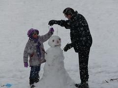C'est l'hiver! (blogspfastatt (+3.000.000 views)) Tags: schnee winter snow season nice snowman hiver neige saison snieg pfastatt blogspfastatt