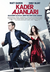 Kader Ajanları - The Adjustment Bureau (2011)