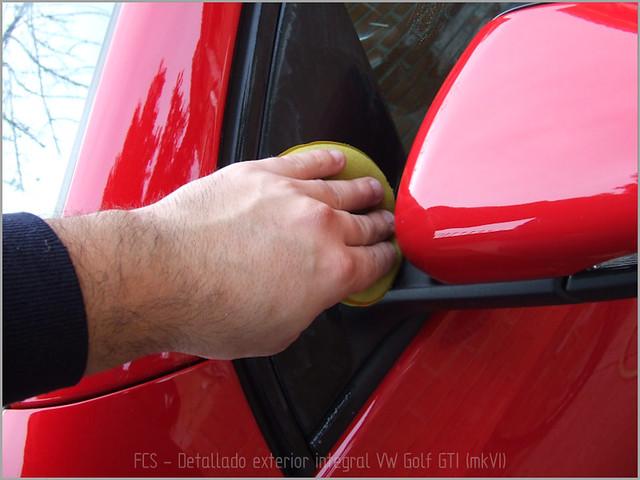 Detallado exterior VW Golf GTI mkVI-50