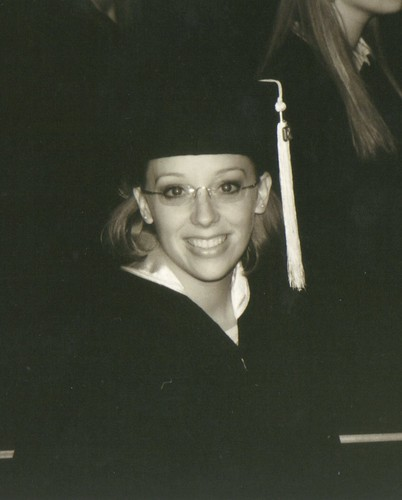 Ruth, BYU Graduation 2003
