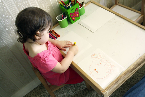 Zoe drawing