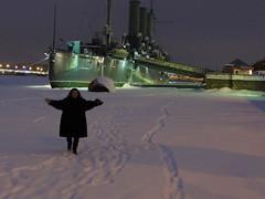 Crucero Aurora (cives-expat) Tags: rusia sanpetersburgo ríoneva cruceroaurora