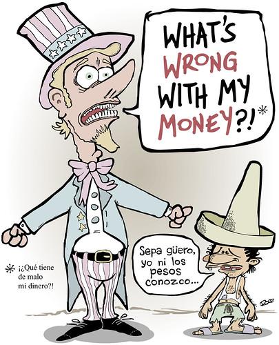 Dólar controlado