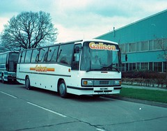 Galleon, E1 Volvo B10M Plaxton Paramount B27 BMC (miledorcha) Tags: bus london volvo coach brighton essexcounty tours 3200 coaches excursion paramount galleon crawley daytripper plaxton b10m coachrally b10m61 essexcountycoaches britishcoachrally galleontours b27bmc nofeaturewindow