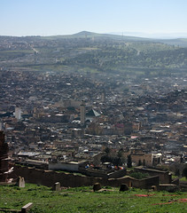 Overlooking Fez