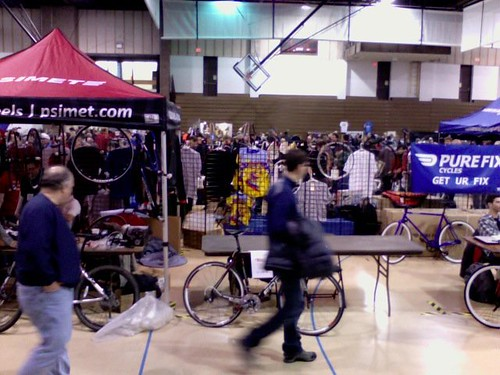 Chicago Winter Bike Swap