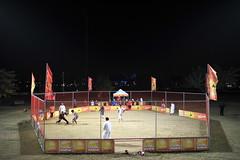 Futsal at night (nkhairil79) Tags: doha qatar futsal asiancup2011
