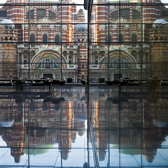 Westminster Cathedral tetraptych (paul_clarke) Tags: uk reflection london westminster cathedral explore microsoft hq londonist paulg londonlandmarks govcamp absolutegoldenmasterpiece paulfav ukgc11