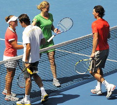 Tennis Rally for Relief 16/01/2011 - Photography by Vladimir D Ivanovic (PhotoArt Gallery VIDIM) Tags: australia aid aren