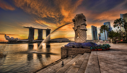 the Icon Of Singapore