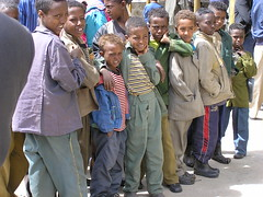Guassa Kids 2 (Solimar International) Tags: community conservation guassa areaethiopia