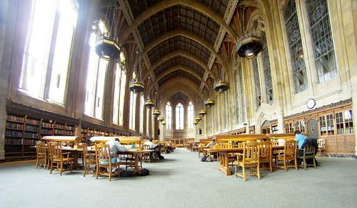ワシントン大学の図書館