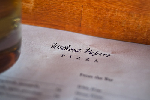 Without Papers Pizza