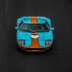 Ford GT40 Gulf Livery (Mark Koscak Photography - | BigMarx |) Tags: auto blue orange usa cars ford car clouds america canon amazing automobile gulf automotive monaco legendary carlo monte gt asphalt carbonfiber supercars gt40 carphotography livery carspotting carporn calipers americanmuscle legen automotivephotography worldcars autogespot arhitectury