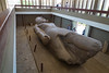 Ramesses II Colossus - Memphis Museum