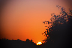 sunset (camerito) Tags: melting sun sunset sonnenuntergang austria carinthia krnten sterreich camerito nikon1 j4 flickr