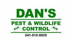 Dan's Pest and Wildlife Control logo